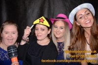 Carrie Ann and Mike Oldham Wedding Photo Booth Hire-6