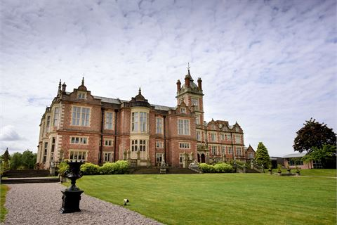 Crewe Hall Photo Booth Hire Cheshire