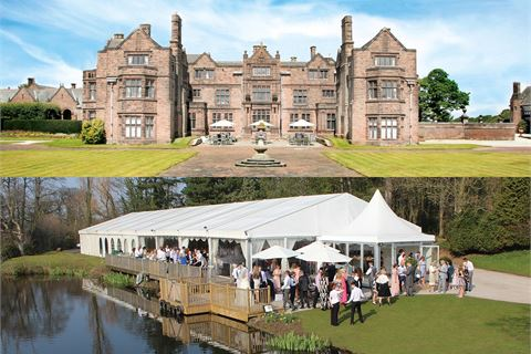 Photo Booth Hire At Thornton Manor