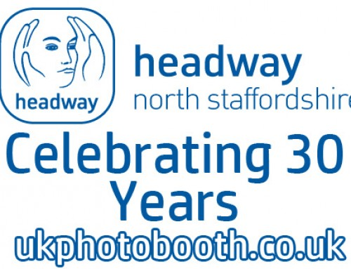 Photo Booth Hire For Headway – North Stafford Hotel
