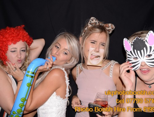 Brad and Natalie Morley Hayes Golf Club Derby Wedding Photo Booth Hire