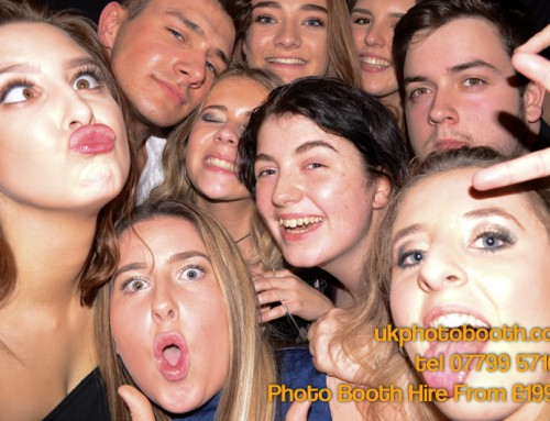 18th Birthday Party Photo Booth Hire Alhambra Middlewich