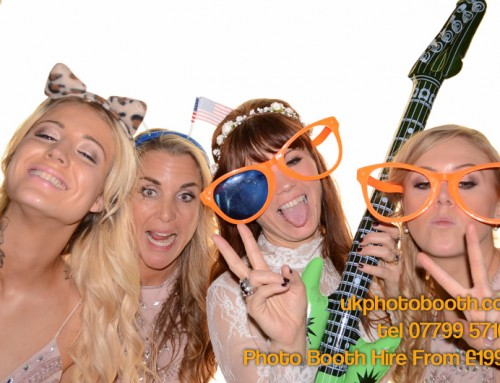 Palm House Sefton Park Photo Booth Hire