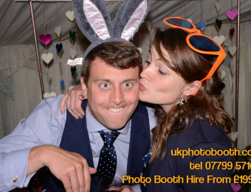 Heath Farm Hotel Photo Booth Hire