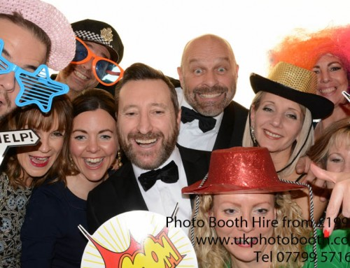 Headway 30th Birthday Celebrations – North Stafford Hotel Photo Booth Hire