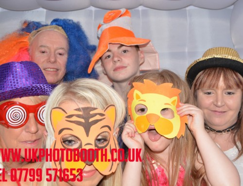 Tracy and John Riverside Rochdale Photo Booth Hire